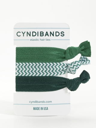 St. Patrick's Day Hair Ties